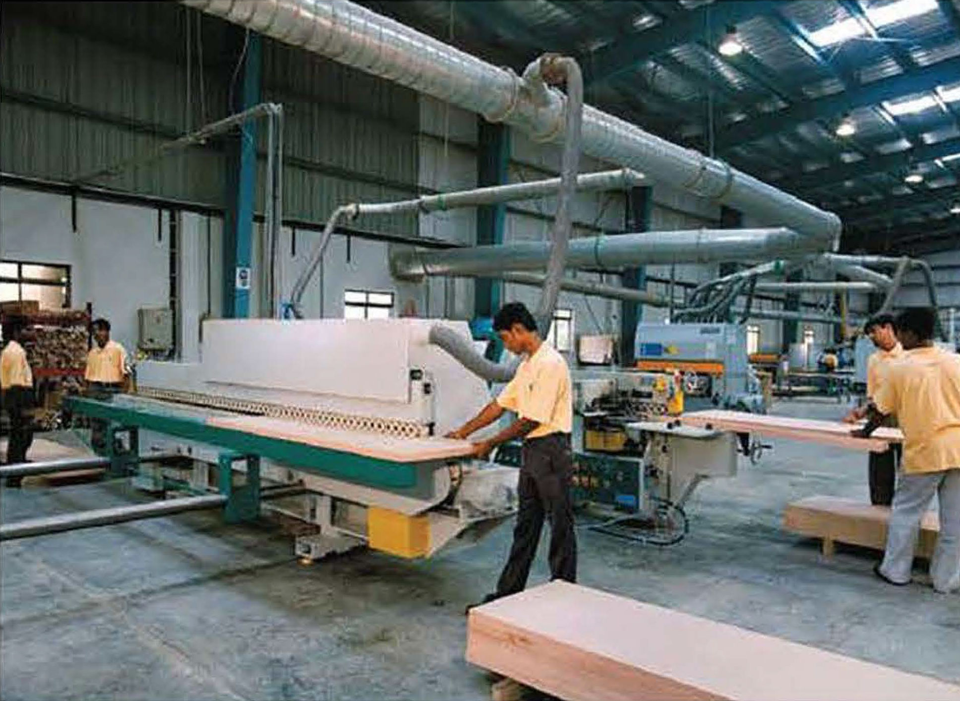 Manufacturing Facility Tdsl